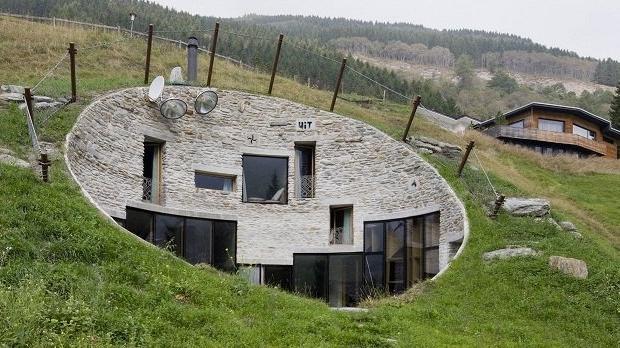швейцарські будинки