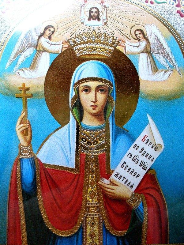Сьогодні — Святої Параскеви-П'ятниці, ікона якої колись була у кожному домі    ВІКНА. Новини Калуша та Прикарпаття