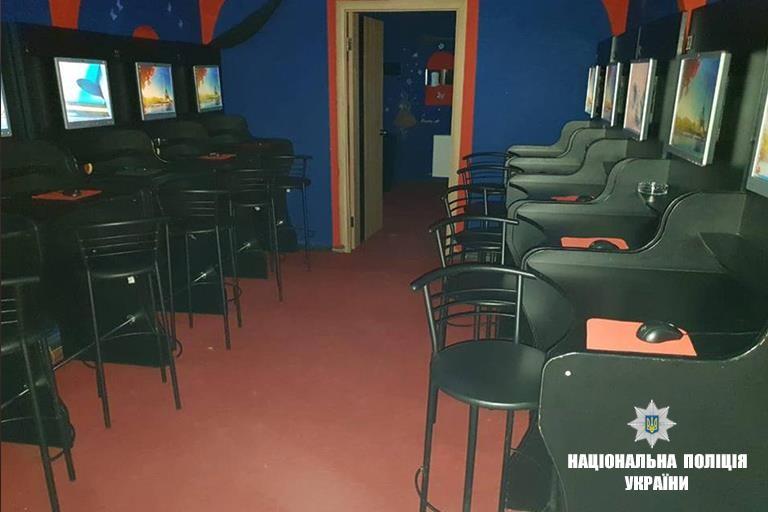 робота івано франківськ ігрові автомати